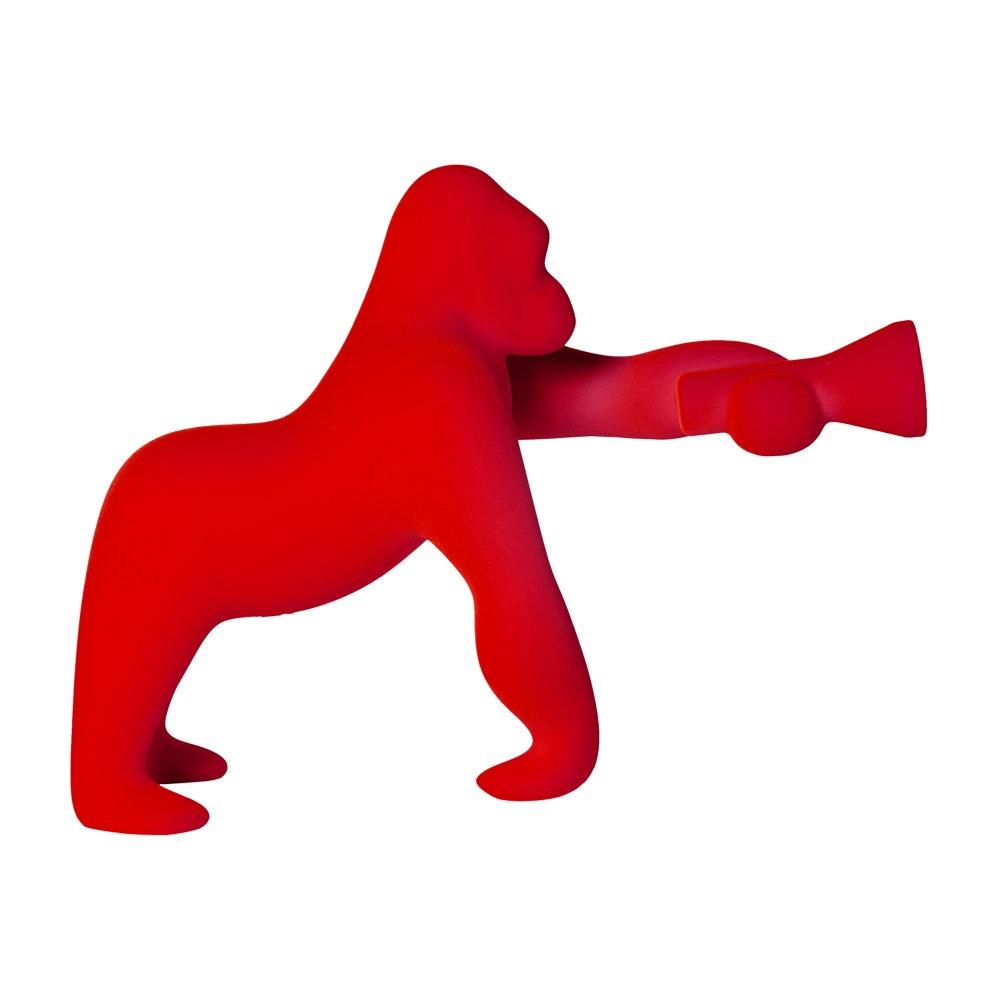 Qeeboo Kong XS Samt Tischlampe Gorilla 11