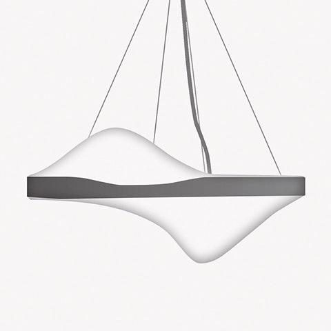 Kiteo Vibe Design-Pendelleuchte PI-LED ZigBee 3.0 Weiß thumbnail 3