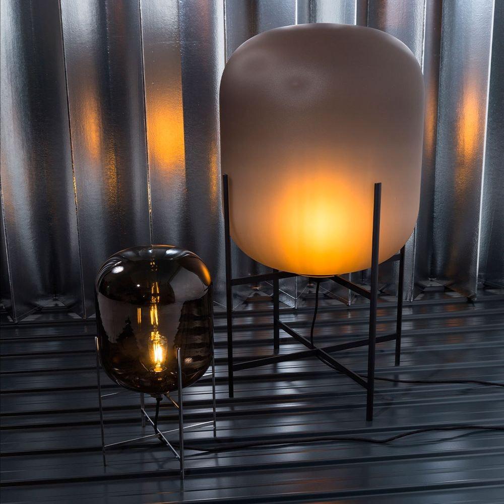 Pulpo LED Stehleuchte Oda Big Ø 45cm H 140cm 9