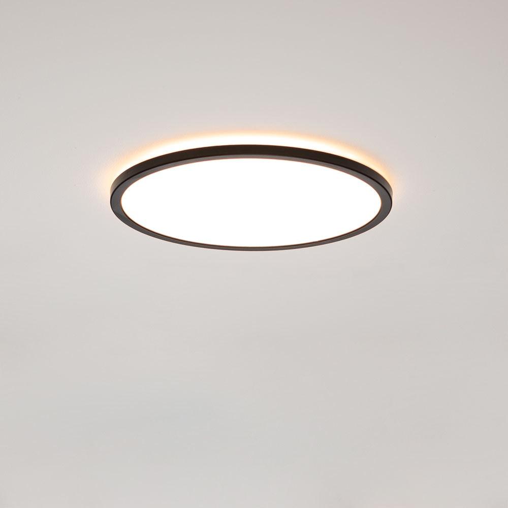 s.LUCE Disk 35cm LED Deckenleuchte warmweiß dimmbar 8