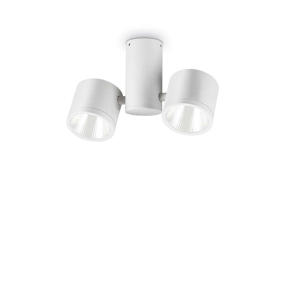 Ideal Lux Deckenleuchte Sunglasses Pl2 Weiß 2