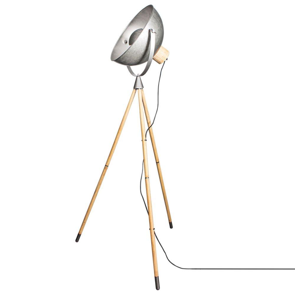 By Rydens Stehlampe Buckler Ø 66cm 2