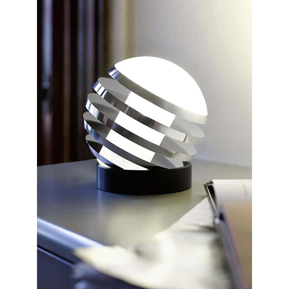 Tecnolumen LED-Tischlampe Bulo Ø16cm 2