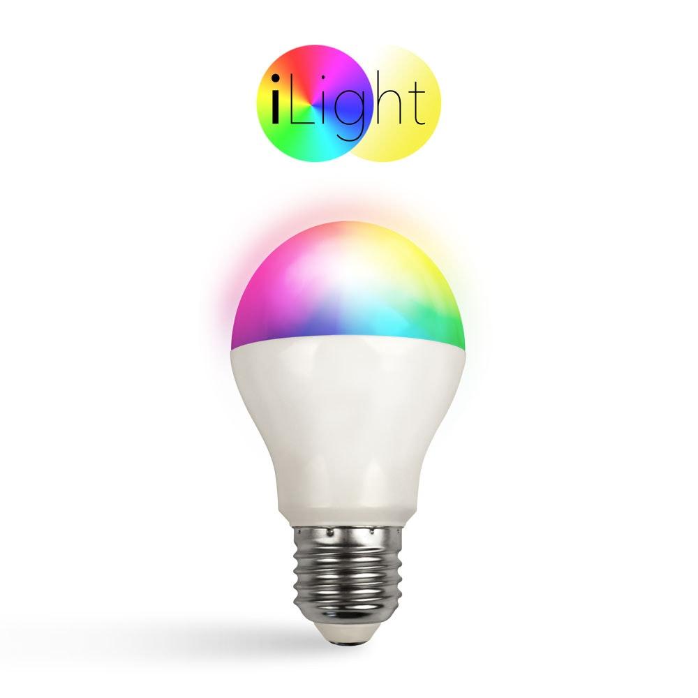 s.LUCE iLight E27 LED Glühbirne 6W RGB+CCT 1