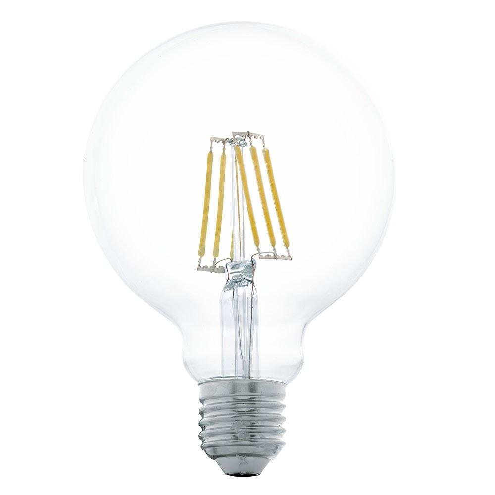 E27 LED Retro Globe Ø 9,5cm 5W, 600lm Warmweiß 1