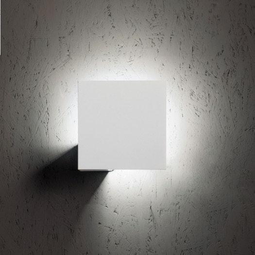 Studio Italia Design Puzzle eckig 18cm LED Wand- & Deckenleuchte 2