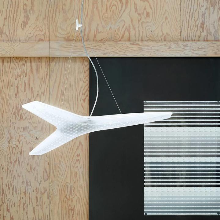 Luceplan Hängelampe Aircon Ø 100cm 2
