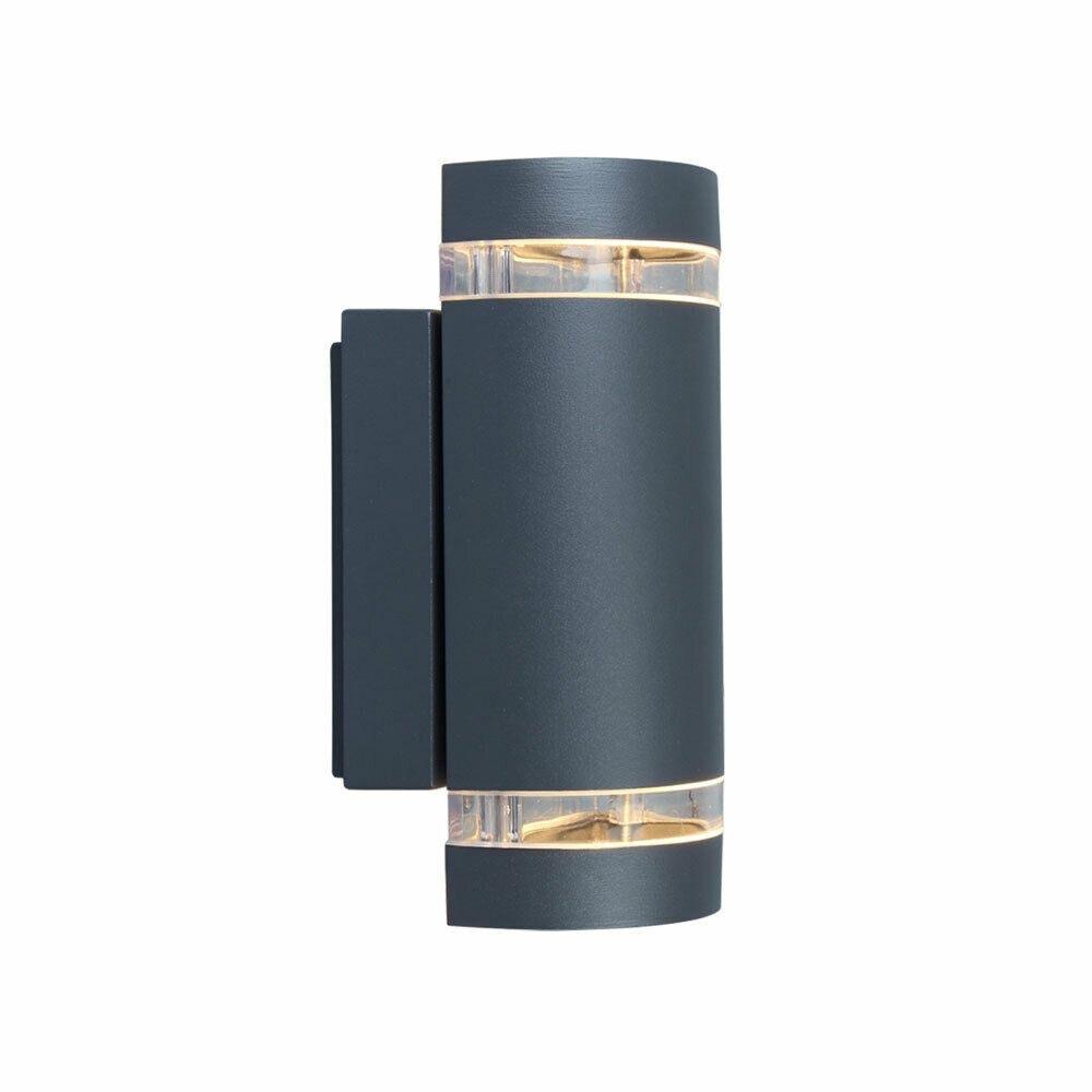 Außenwandlampe Focus IP44 Anthrazit 5