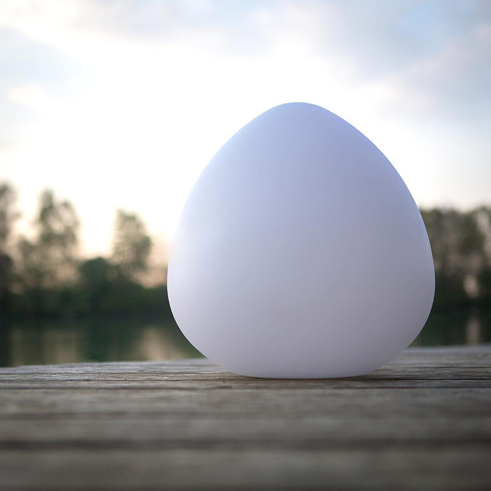 Akku LED-Außenleuchte Stone L mit App-Steuerung thumbnail 6