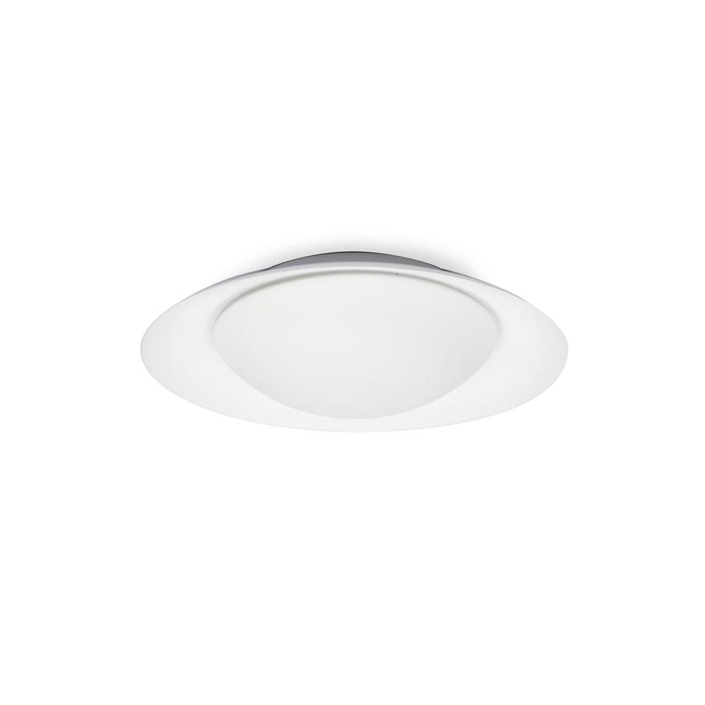 LED Deckenleuchte SIDE 15W Weiß