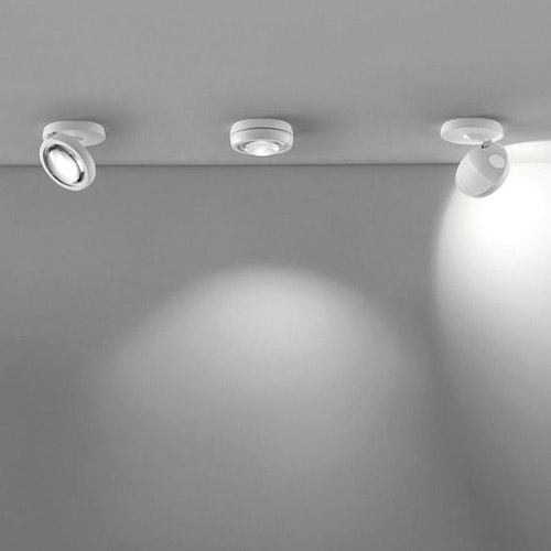 Studio Italia Design Nautilus LED Deckenlampe drehbar thumbnail 4