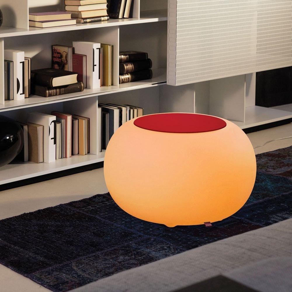 Moree Outdoor LED Tisch oder Hocker Bubble thumbnail 5