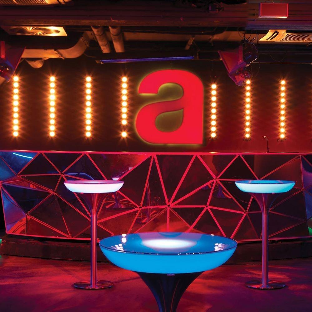 Moree Lounge M 105 LED Tisch mit Akku 1