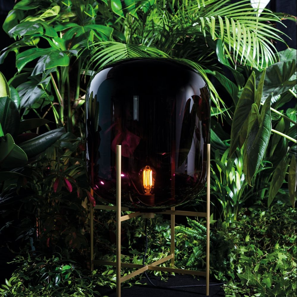 Pulpo LED Stehleuchte Oda Big Ø 45cm H 140cm 14