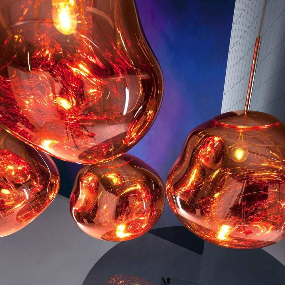 Tom Dixon Melt LED organische Pendellampe 2