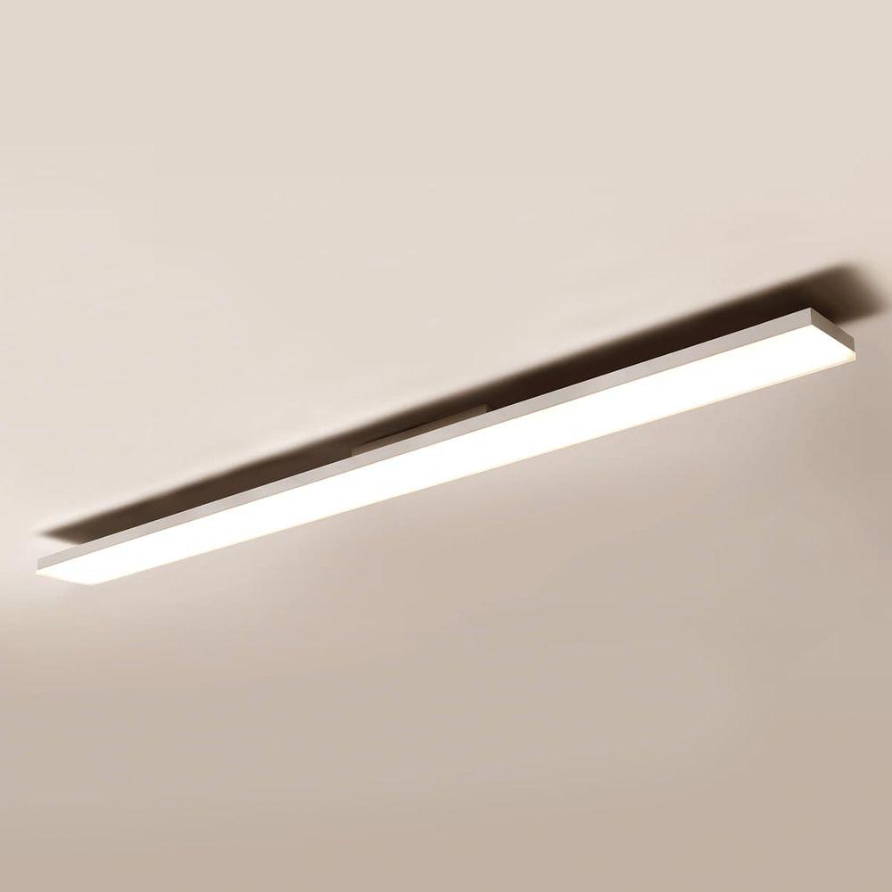 Q-Flat 2.0 rahmenlose LED Deckenlampe 120 x 10cm 3000K