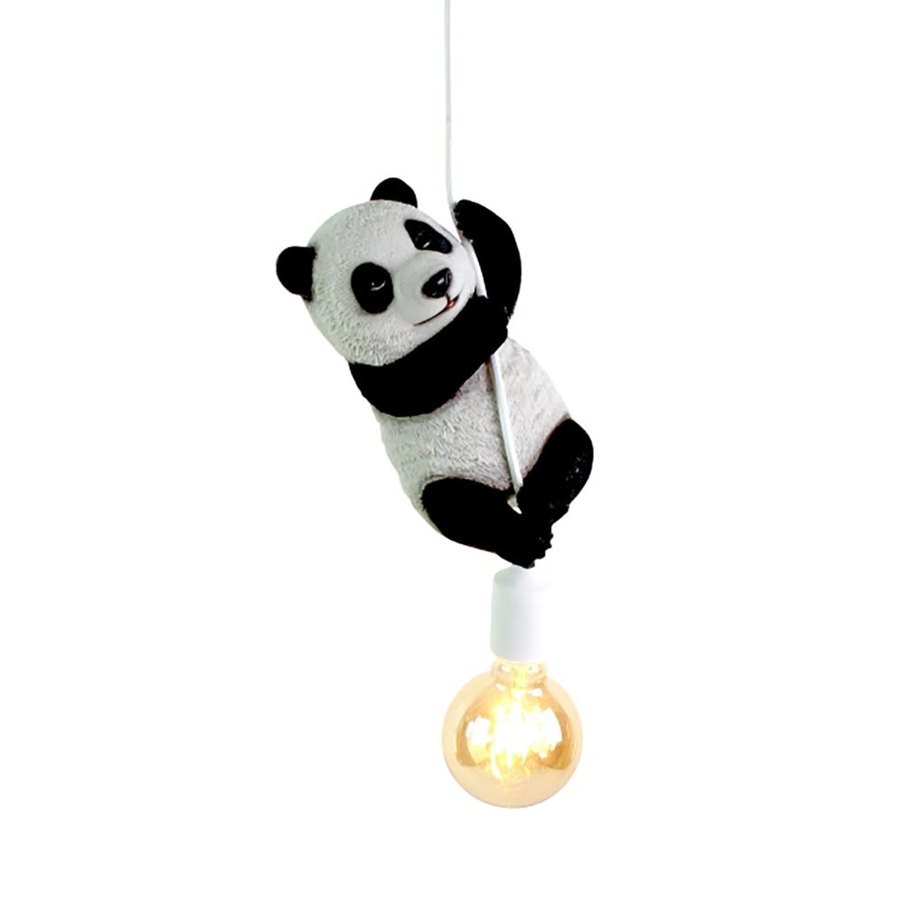Stilvolle Hängeleuchte Panda Paul
