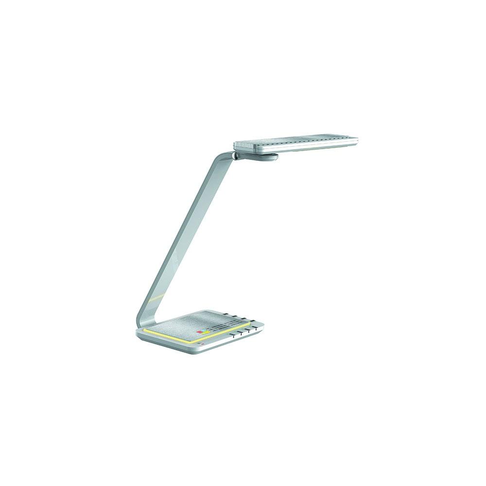 LED Tischleuchte Hekla Nachtlicht USB Charger Weiß 2