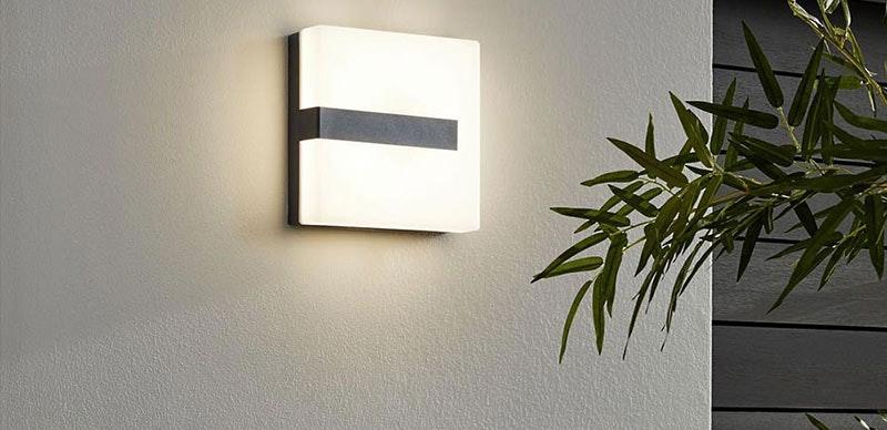 LED-Außenwandlampen