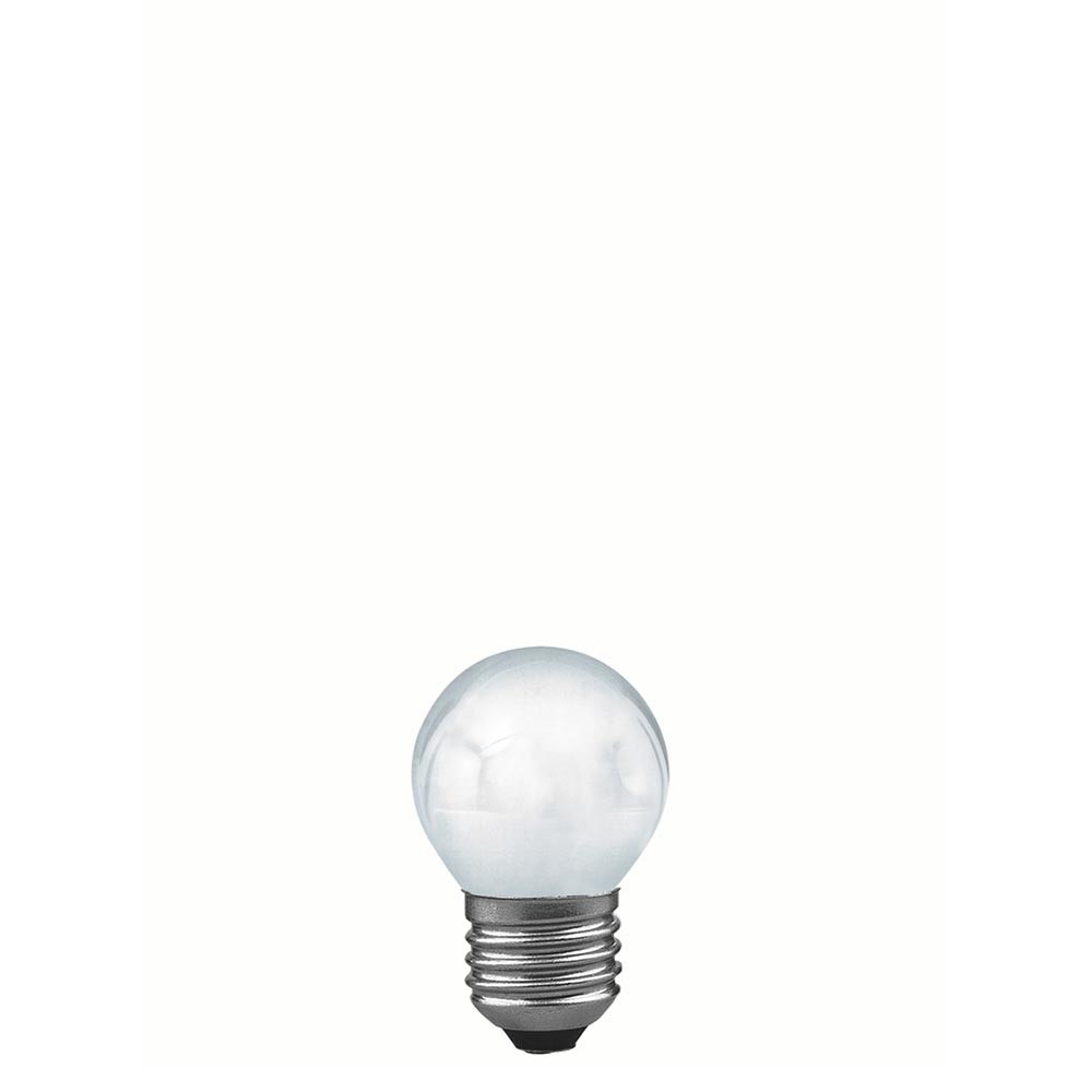 E27 Tropfenlampe klein 8W 2300K