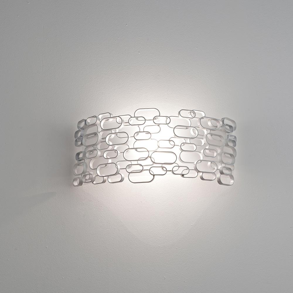 Terzani Glamour Design-Wandlampe 1