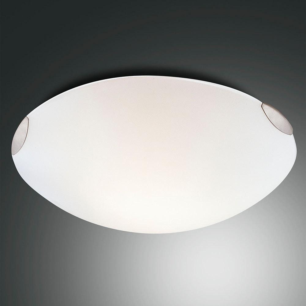 Fabas Luce Fox Deckenlampe in Weiß 1