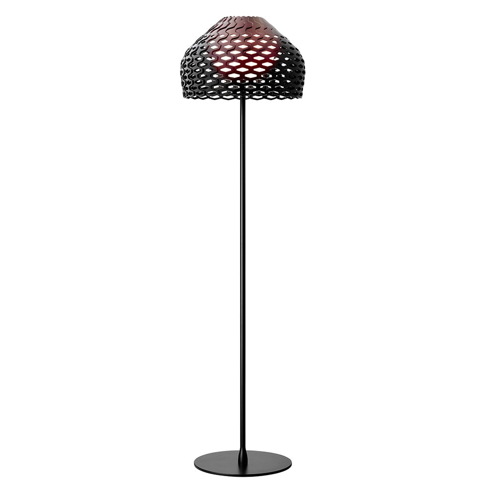 FLOS Tatou F Stehlampe mit Effektschirm 4