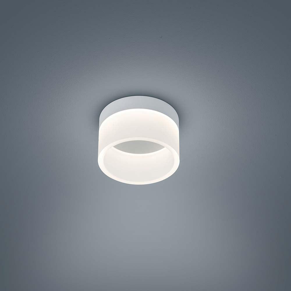 Helestra LED Deckenlampe Liv Weiß