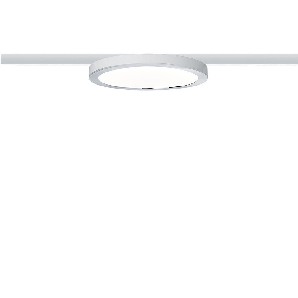 URail LED Panel Ring 7W Weiß