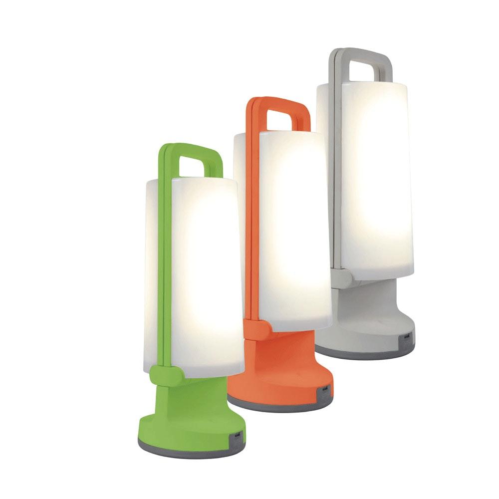 Mobile LED Solarlampe Dragonfly IP54 Orange 2