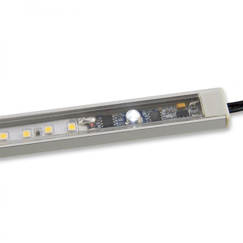 LED Touch Dimmer für Profile bis 10mm 12 - 24V 2
