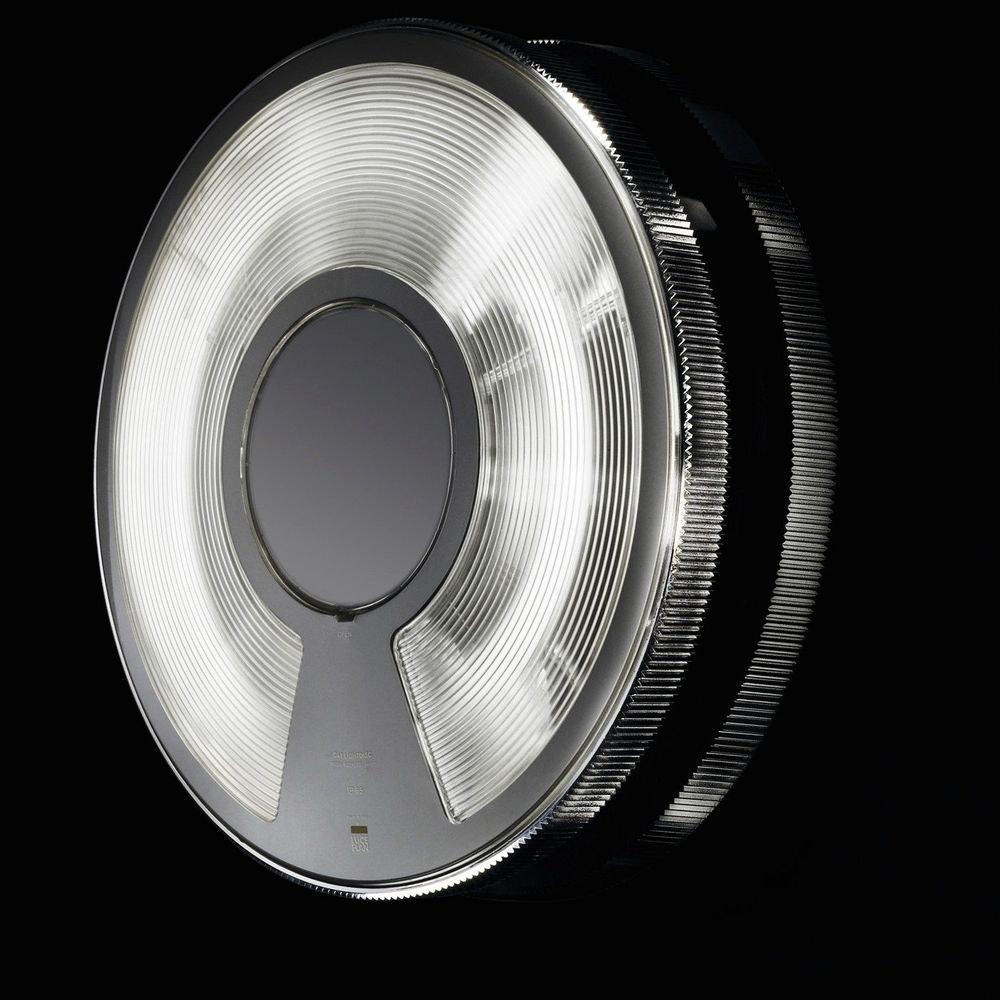 Luceplan Lightdisc LED Wand- & Deckenleuchte Ø40cm DALI Dimmbar IP65