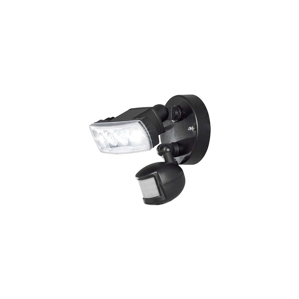 Prato LED Außenstrahler mit Bewegungsmelder Schwarz 3