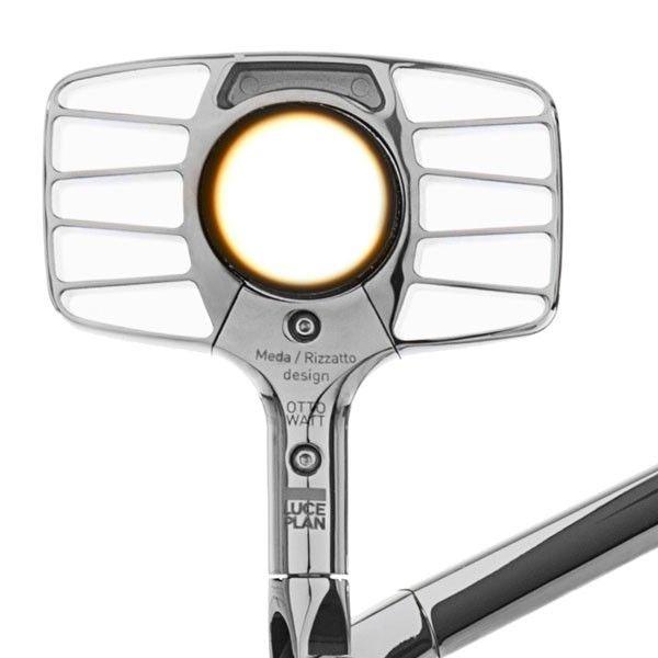 Luceplan Otto Watt LED Büro-Tischlampe 3000K (Body ohne Halterung) 8