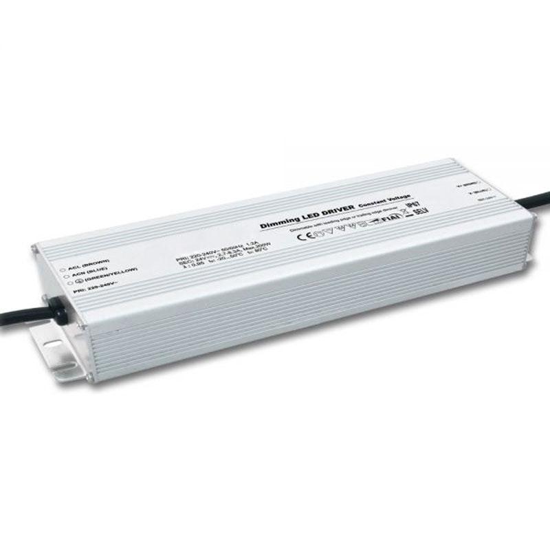 Netzteil dimmbar 24V IP65 3