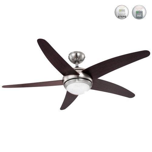 Ventilator Fabiola R7s Nickel-Matt 2