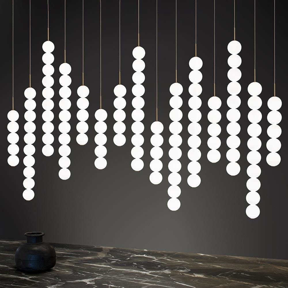 Terzani Abacus XXL LED Design-Hängelampe 2