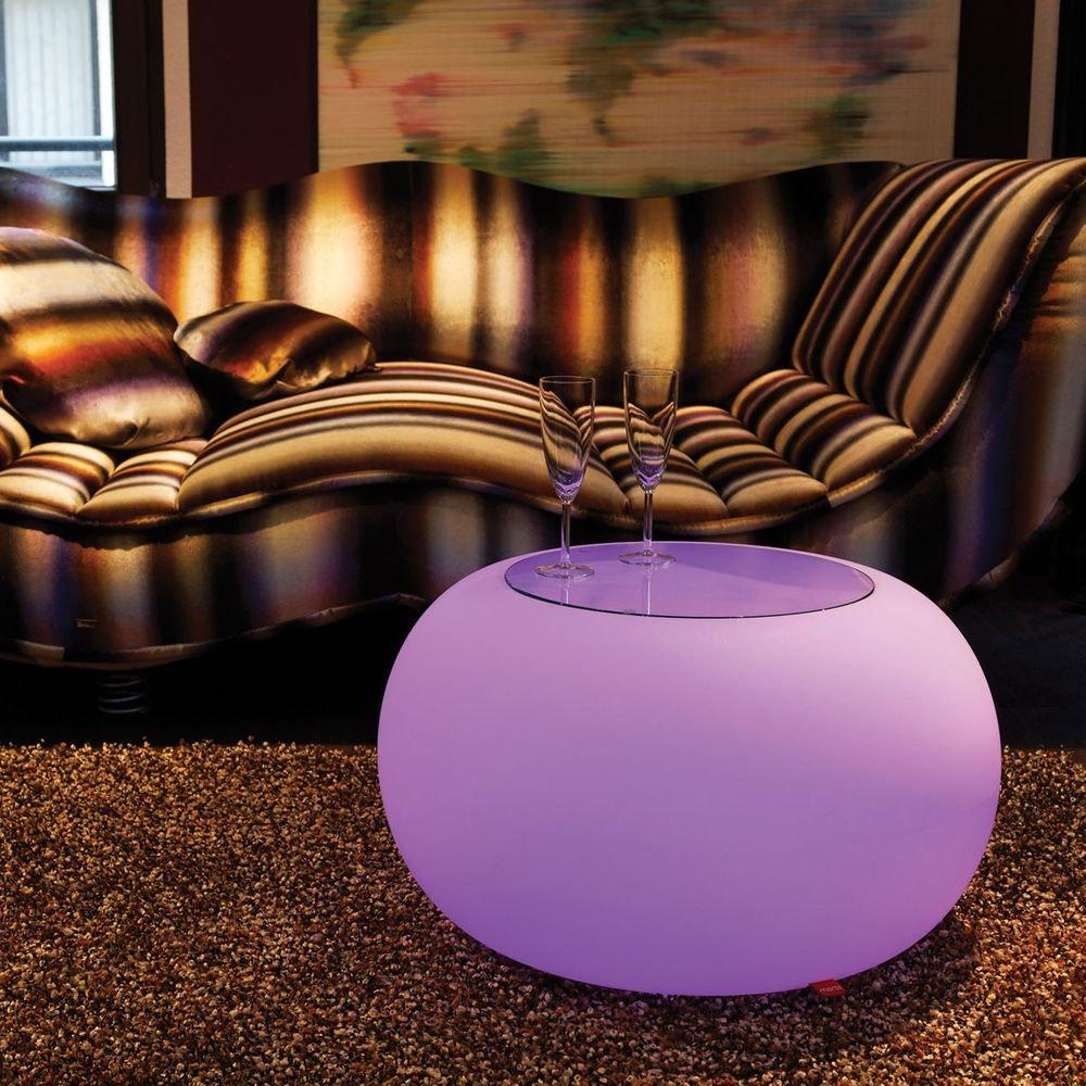 Moree Outdoor LED Tisch oder Hocker Bubble thumbnail 4