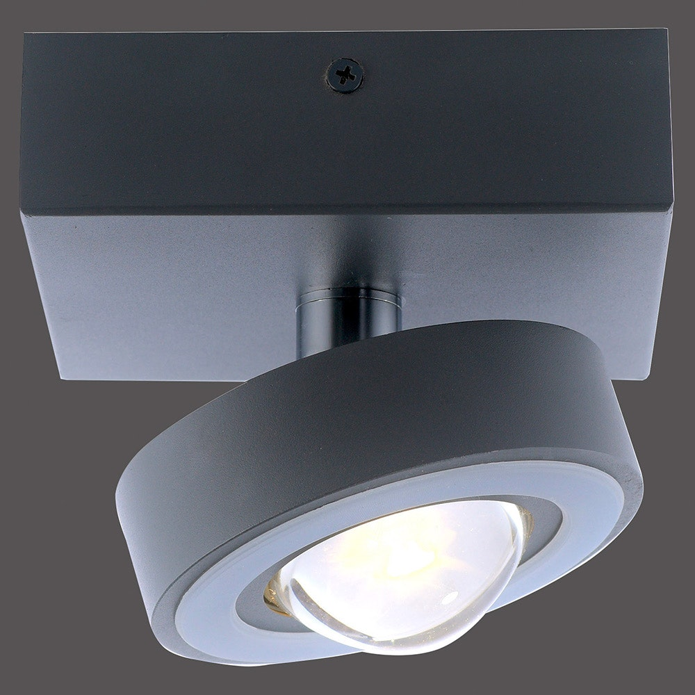 LED Deckenleuchte Q-Mia RGB+CCT Silberfarben 9