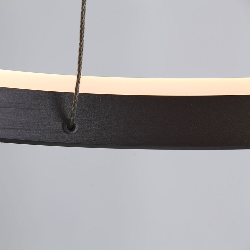 s.LUCE Ring 80 direkt oder indirekt LED Pendelleuchte 11