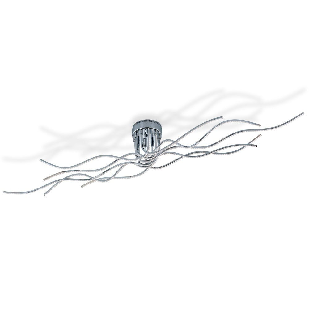 Sculli Design LED-Deckenleuchte mit Metallarmen thumbnail 4