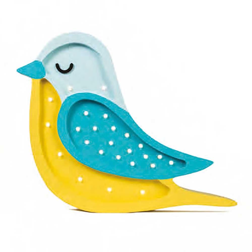 Little Lights Kinder Wand- & Tischleuchte Kleiner Vogel M  2