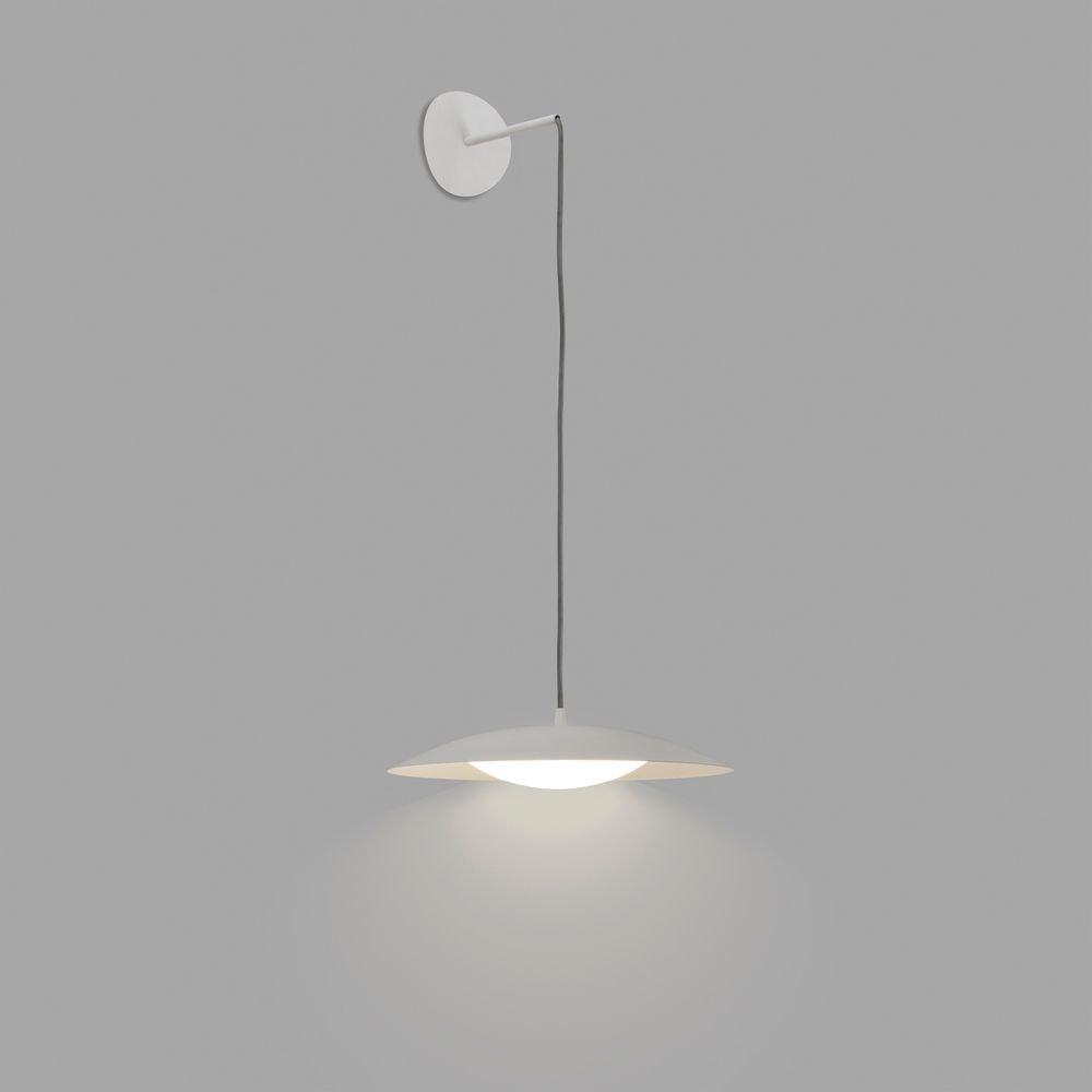 LED Pendelleuchte SLIM Weiß 3