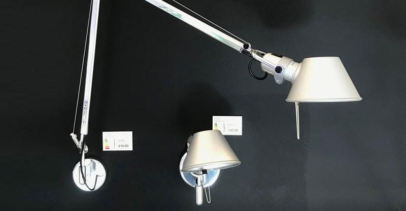 Artemide Wandlampen