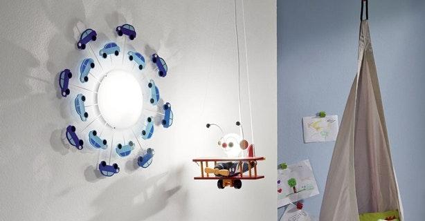 Kinderzimmer Lampen