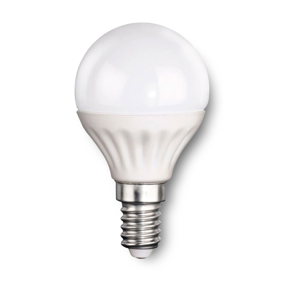 E14 LED-Leuchtmittel 3er-Set Tropfen 4W, 320lm 2