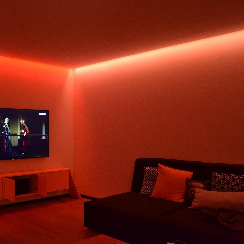 LED Strip Komplettset inkl. Trafo und Steuerung  36