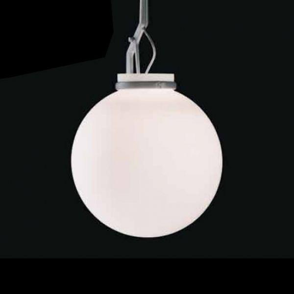 Luceplan Glassglass Diffuser Small Opalweiß 2