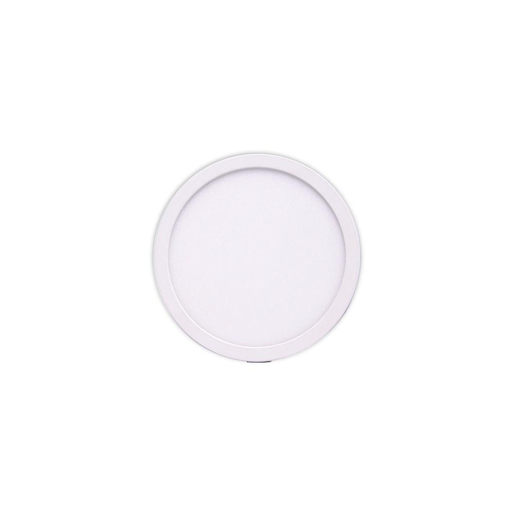 Mantra Saona runde LED-Einbauleuchte Weiß-Matt 1