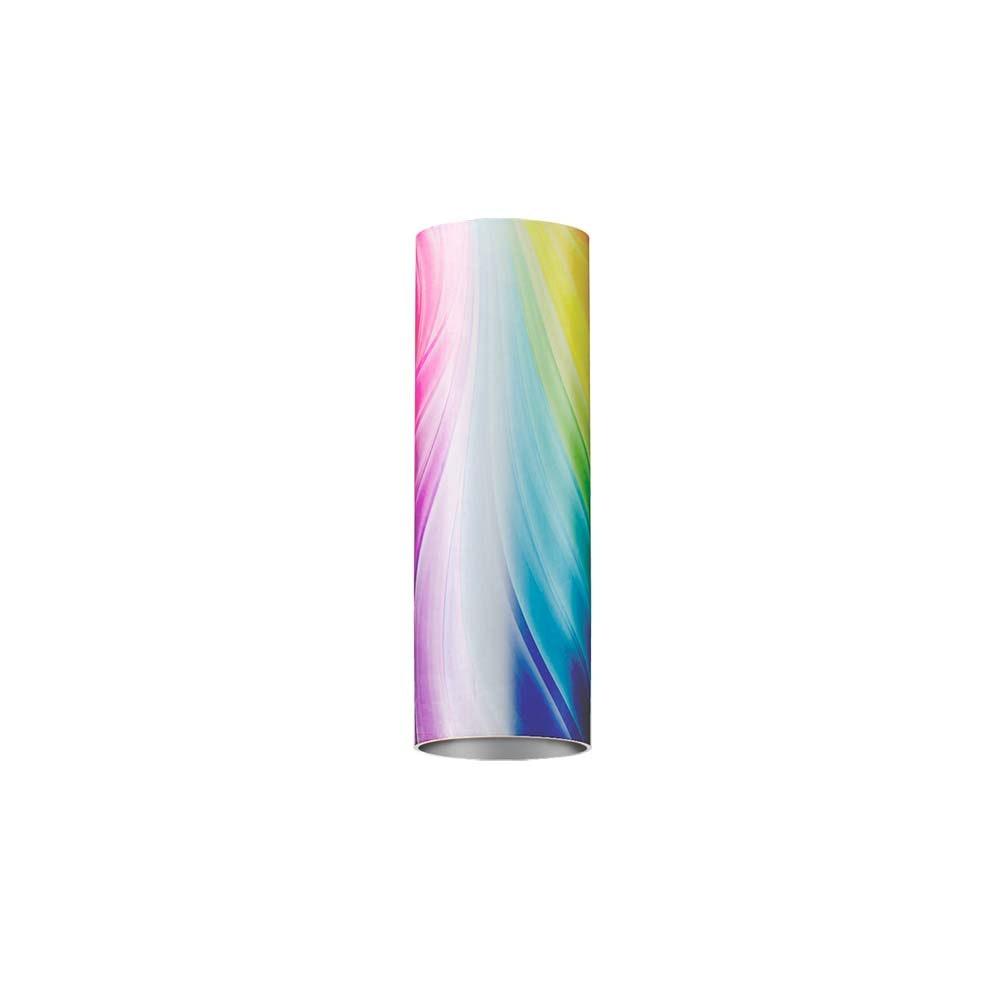 s.LUCE pro Cover einfarbig in RAL-Farbe für Pendelleuchte Crutch